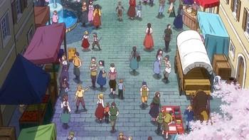 Кадр 1 аниме Сон в замке демона