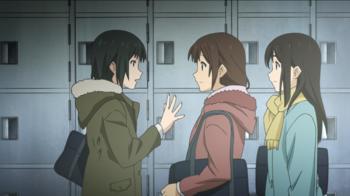 Кадр 2 аниме Связь сердец: По случайному пути