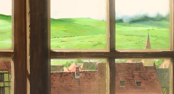 Кадр 3 аниме Ходячий замок
