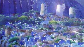 Кадр 3 аниме Безоблачное завтра