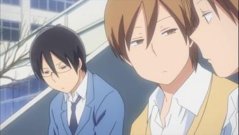 Кадр 1 аниме Ты и я 2