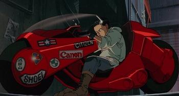 Кадр 2 аниме Акира