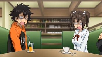 Кадр 0 аниме Скет Данс OVA