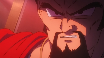 Кадр 2 аниме Драконий жемчуг: Супер — Броли