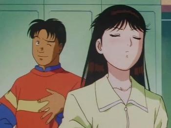 Кадр 0 аниме Дело ведёт юный детектив Киндаити