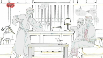 Кадр 0 аниме Гинтама: Джамп Феста 2015