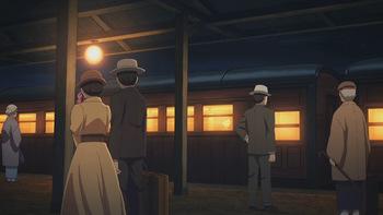 Кадр 2 аниме Клинок, рассекающий демонов: Бесконечный поезд