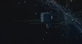 Кадр 0 аниме Легенда о героях Галактики: Мне покорится море звёзд