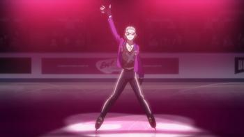 Кадр 2 аниме Юри на льду: Спецвыпуск