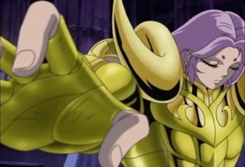 Кадр 1 аниме Рыцари Зодиака: Глава Аида — Убежище