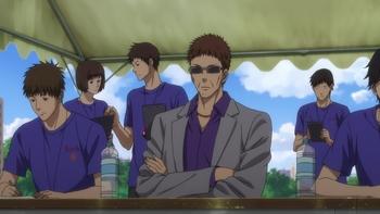 Кадр 3 аниме Баскетбол Куроко: Последняя игра