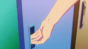Кадр 2 аниме Хёка