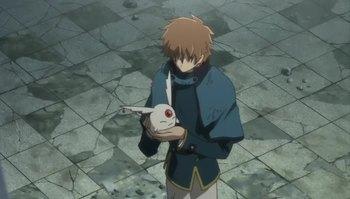 Кадр 3 аниме Хроника крыльев: Откровения Токио