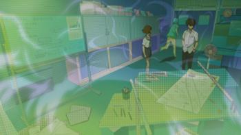 Кадр 1 аниме Хёка