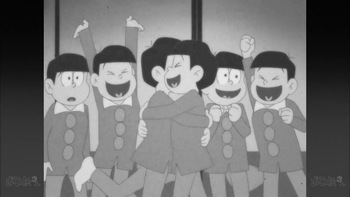 Кадр 0 аниме Осомацу-сан