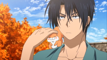 Кадр 0 аниме Йона на заре OVA