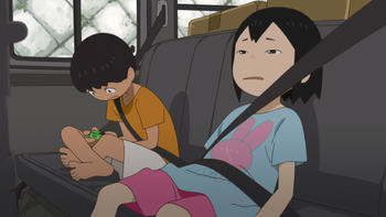Кадр 2 аниме Руки прочь от кинокружка!