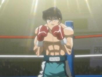 Кадр 0 аниме Первый шаг: Машиба против Кимуры