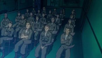 Кадр 1 аниме Стальная тревога! Новый рейд