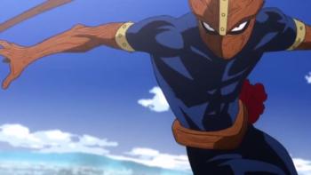 Кадр 3 аниме Моя геройская академия