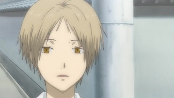 Кадр 3 аниме Тетрадь дружбы Нацумэ