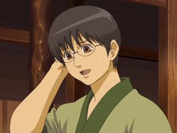 Кадр 1 аниме Гинтама: Джамп Феста 2005