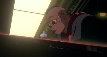 Кадр 1 аниме Акира
