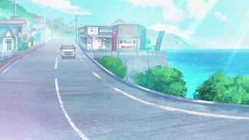 Кадр 0 аниме Необъятный океан