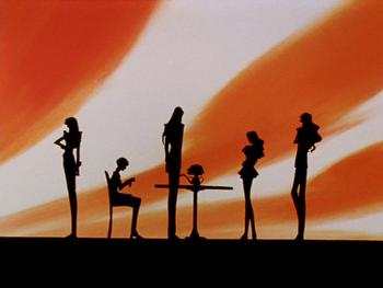 Кадр 1 аниме Юная революционерка Утэна