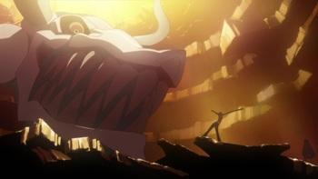 Кадр 3 аниме Гуррен-Лаганн: На прорыв!
