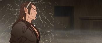Кадр 1 аниме Истории ран. Часть 2: Горячая кровь