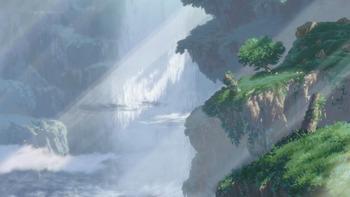 Кадр 0 аниме Созданный в Бездне