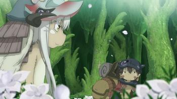 Кадр 2 аниме Созданный в Бездне: Рассвет глубокой души