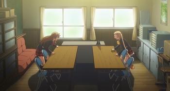 Кадр 1 аниме Чудачества любви не помеха: Положись на меня