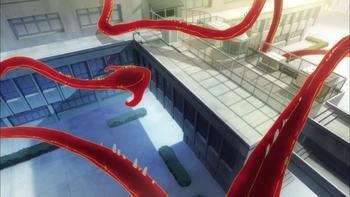 Кадр 1 аниме Бездомный бог