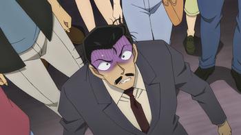 Кадр 3 аниме Детектив Конан: Снайпер из другого измерения
