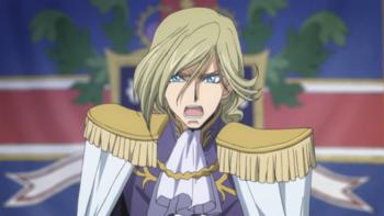 Кадр 1 аниме Код Гиас: Восставший Лелуш — Пробуждение