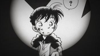 Кадр 0 аниме Детектив Конан: Снайпер из другого измерения
