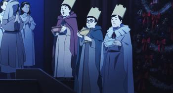 Кадр 3 аниме Однажды в Токио