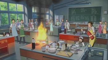 Кадр 2 аниме Девочка, покорившая время