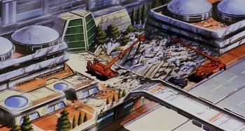 Кадр 3 аниме Макросс: Помнишь ли нашу любовь?