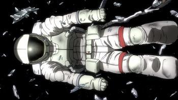 Кадр 1 аниме Мобильный воин Гандам: Единорог