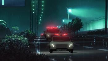 Кадр 3 аниме Призрак в доспехах: Синдром одиночки — Сообщество стабильной государственности