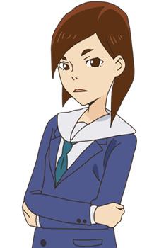 Аниме персонаж Цубамэ Мидзусаки