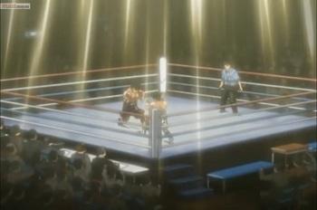 Кадр 1 аниме Первый шаг: Путь чемпиона
