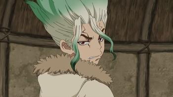 Кадр 2 аниме Доктор Стоун: Каменные войны