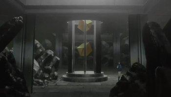 Кадр 2 аниме Хроника крыльев: Откровения Токио