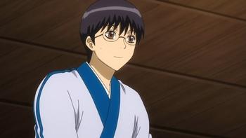Кадр 3 аниме Гинтама: Джамп Феста 2015
