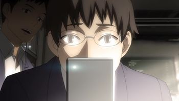 Кадр 1 аниме Время Евы ONA