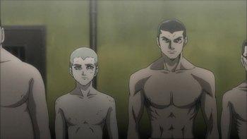 Кадр 3 аниме Радуга: Семеро из шестой камеры второго блока